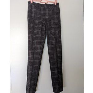 NEW Marciano gray plaid skinny pants
